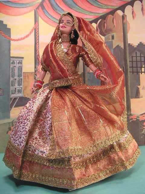 Индийские куклы барби
